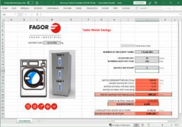Bild PROWAMA Fagor Excel Tool